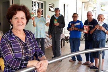 ESALQ-LOG entrega doações ao Lar Betel