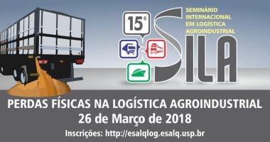 Seminário internacional discute o panorama das perdas na cadeia logística