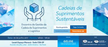 Coordenador do ESALQ-LOG participa de encontro sobre logística em São Paulo