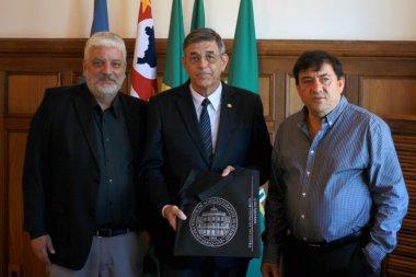 ESALQ-LOG recebe visita do Secretário Nacional de Transportes Terrestres