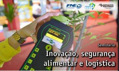 Coordenador do ESALQ-LOG participará de seminário sobre Inovação, Segurança Alimentar e Logística