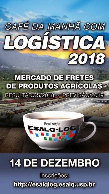 ESALQ-LOG promove evento para debater os impactos do tabelamento de fretes nas cargas agrícolas