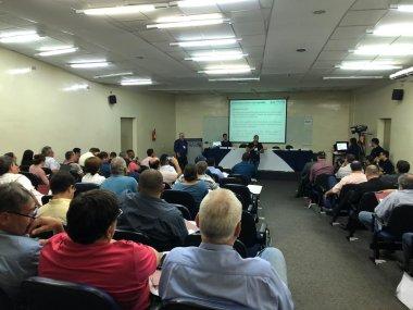 Agentes do setor de transportes participam dos três dias de reuniões temáticas promovidas pelo ESALQ-LOG e ANTT