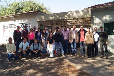 ESALQ-LOG recebe visita do Cônsul da Colômbia