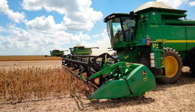 Números das vendas de grãos são divulgados pela USDA