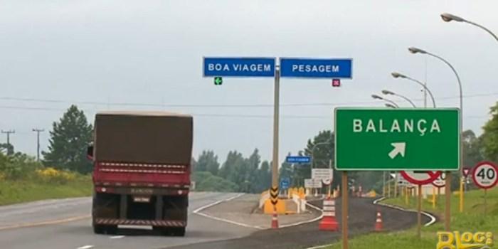 São Paulo reduz fiscalização de excesso de peso em rodovias