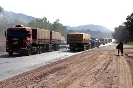 Corredor de grãos da BR-163 no Pará ainda tem 237 km sem asfalto, diz Aprosoja